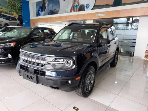 Ford Bronco Sport Wildtrak (azul Metálico)