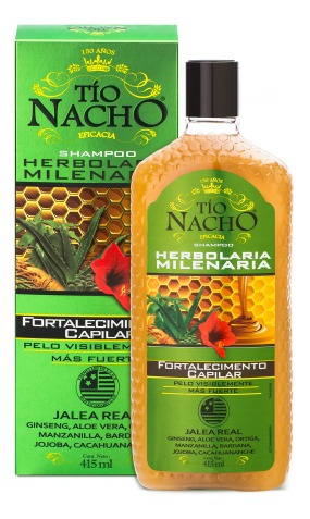 Shampoo Tio Nacho Anti Caida 415 Ml