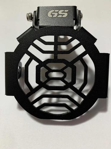Grade Protetora Farol Milha Moto Bmw R1250 Gs F850 Gs Adven