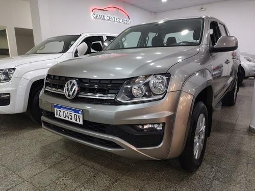 Volkswagen Amarok 2.0 Confort 4x2 Manual 85.000km 2018
