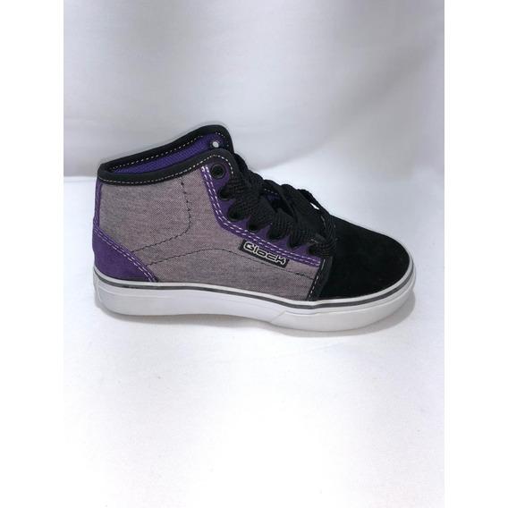 Zapatillas Skate De Nena Glock