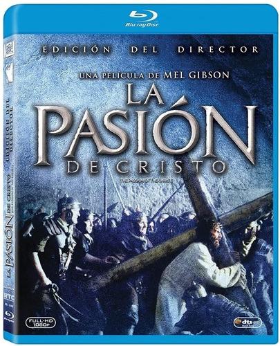 La Pasión De Cristo Blu Ray