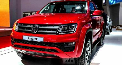 Volkswagen Amarok 2021 2.0 Cd Tdi 180cv Comfortline