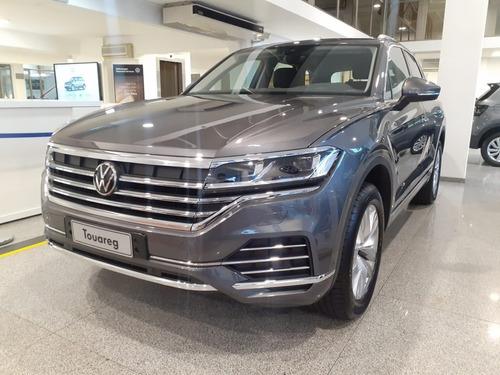 Volkswagen Touareg Tdi V6 2021 Física - Única En El País!!!