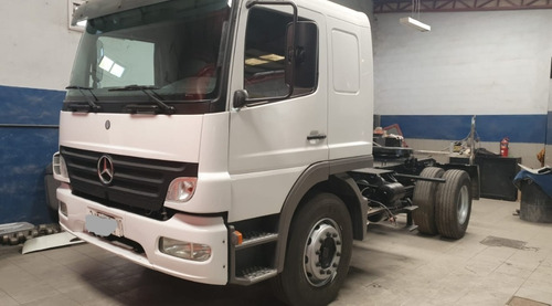 Mercedes Benz Atego 2008 4x2 Chasis Mediano  C/d