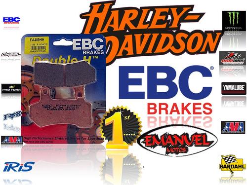 Pastillas De Freno Ebc Hh Trasera Harley Road King Classic