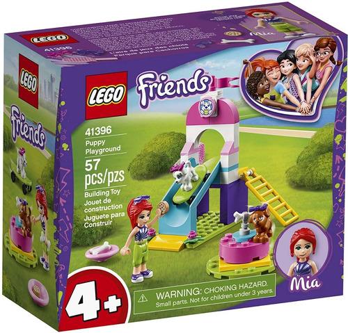 Lego Friends Mia, Puppy Playground, Lego Friends Mia
