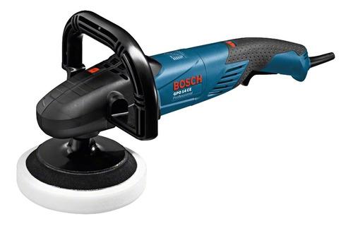Politriz Bosch Gpo 14 Ce 1400w + 1 Disco Professional