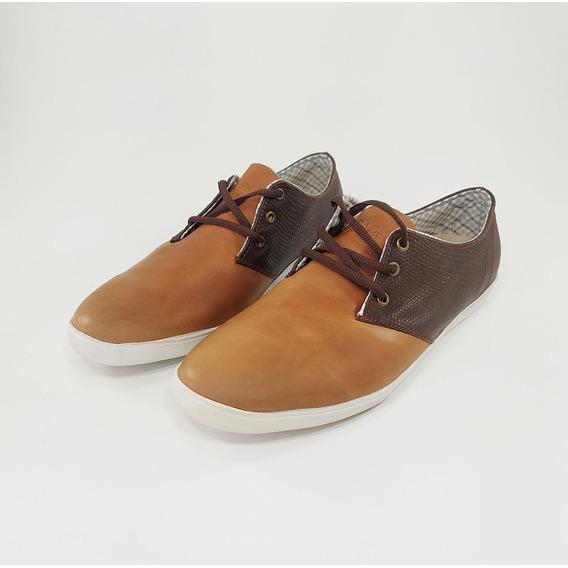 Zapato Urbano Hombre Zapatillas Urbanas Padlock Calzado Vestir Deportivo 100% Cuero Calidad Superior + Envio Gratis