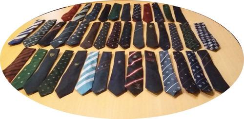 Corbatas Conmemorativas De Federaciones Y Partidos De Rugby