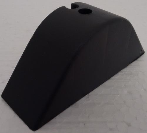 Calço Plástico Telha Onda Alta Preto - Embal 250 Pçs Original