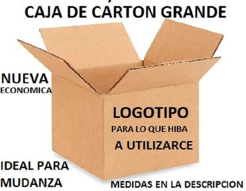 15 Pz Cajas De Carton Grande Nueva De Saldo Mudanza Envios