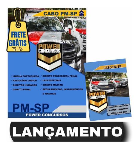 Kit Apostilas Cabo Pm Polícia Militar Sp