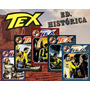 5 Hqs Gibi Tex Edição Histórica A Escolher