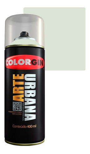 Colorgin Spray Arte Urbana Escolha A Sua Cor!