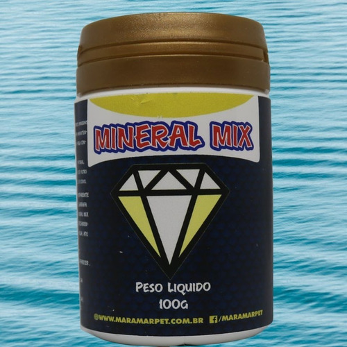 2 Mineral Mix 100g   Maramar