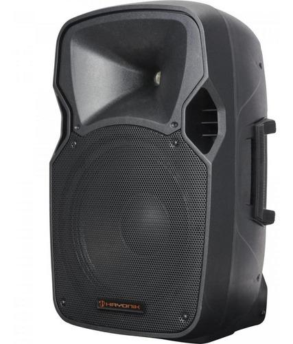 Caixa Acústica 400w Cpa 12400 Hayonik Show Voz E Violão