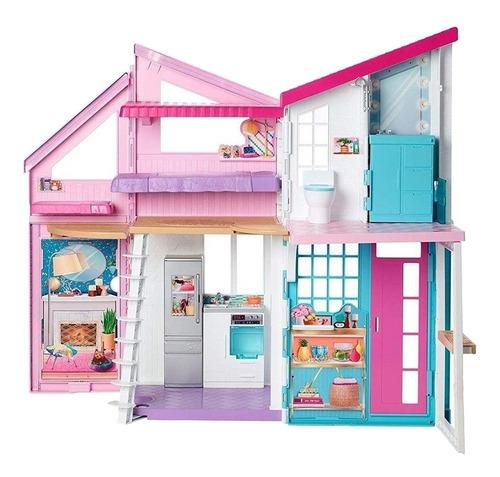 Casa Da Barbie Malibu Mattel