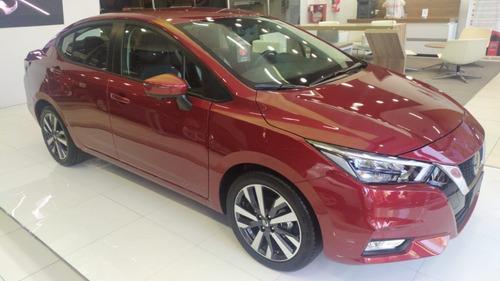 Nuevo Nissan Versa Exclusive Cvt