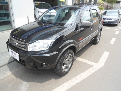 Ford Ecosport 1.6 4p Freestyle Xlt Flex