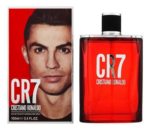 Perfume Cristiano Ronaldo Cr7 Original - L a $1450