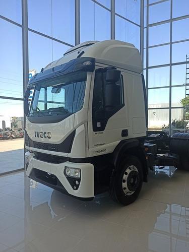 Iveco New Tector 170e30 Automatico Techo Alto Tractor