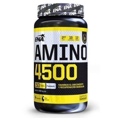 Amino 4500 Ena Sport Por 150 Tabletas