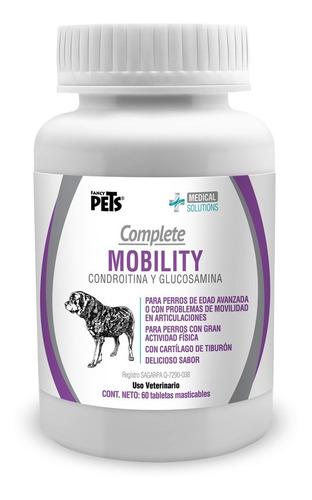 Condroitina Y Glucosamina 60 Tabletas Mobility 3928