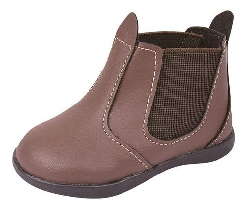 Bota Botina Jequinha Country Sapato Bebe Infantil Ref.24201