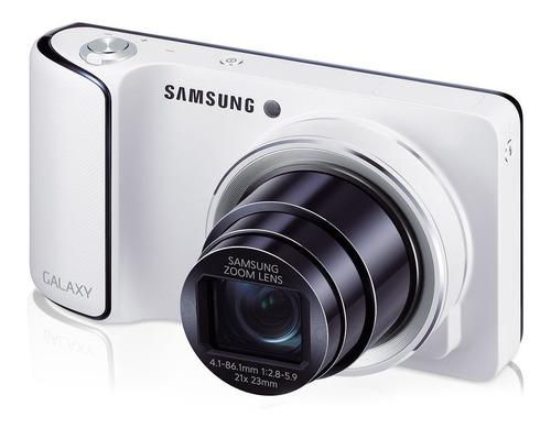 Câmera Digital Samsung Galaxy Ek-gc100 16mp Zoom 21x Android