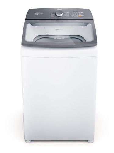 Máquina De Lavar Brastemp 12kg Branca Com Ciclo Tira Manchas