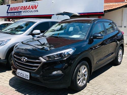 Hyundai Tucson Gls 1.6 Gdi Turbo 2018 Único Dono