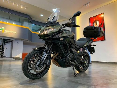 Kawasaki - Versys 650 Abs**impecável*oportunidade** (edney)