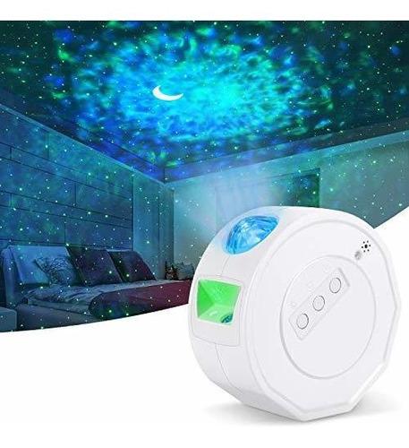 Proyector Estrellas, Galaxias Noche Estrella Proyector Luz