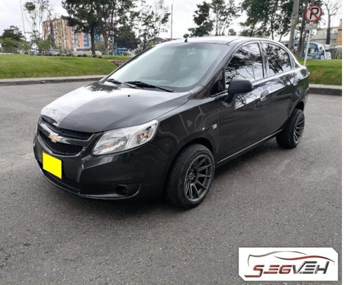 Chevrolet Sail Lt Mt 1.4 2019 Financiacion Hasta El 100%