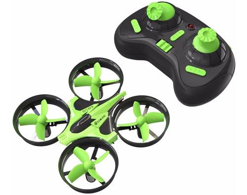 Drone Eachine E010 Mini 2.4g 4ch 6 Eixos Com 2 Baterias