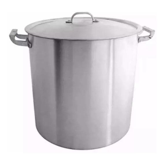 Olla Aluminio Gastronomica 50 Cm 100 Lts Excelente Calidad