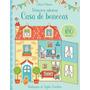 Livros Infantis Casa De Bonecas: Primeiros Adesivos Edit