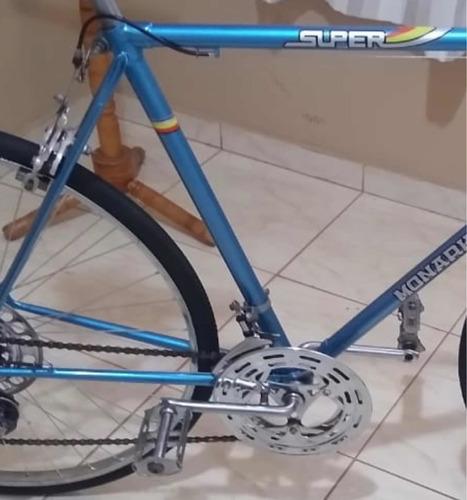 Bicicleta Antiga Monark 10 Retro Colecionador
