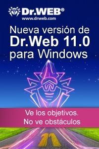 Antivirus Dr.web - 2 Pc + 2 Celulares - 15 Meses