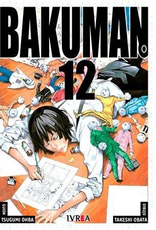 Bakuman 12 - Ohba, Obata