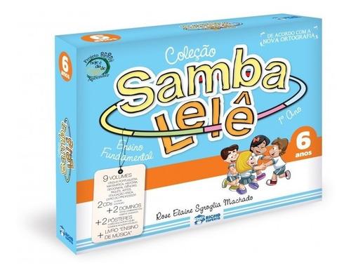 Samba Lelê 6 Anos
