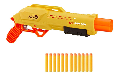 Nerf Pistola Lanzador Tiger Db-2 Alpha Strike E7562 Nerf
