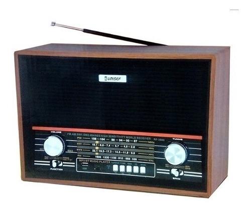 Radio Dual Unisef Rf-3500