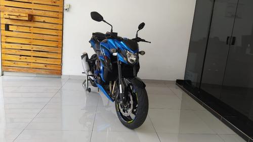 Suzuki Gsx-s 750 Azul 2020 Tebi Motos