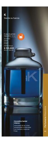 Perfume - mL a $1504