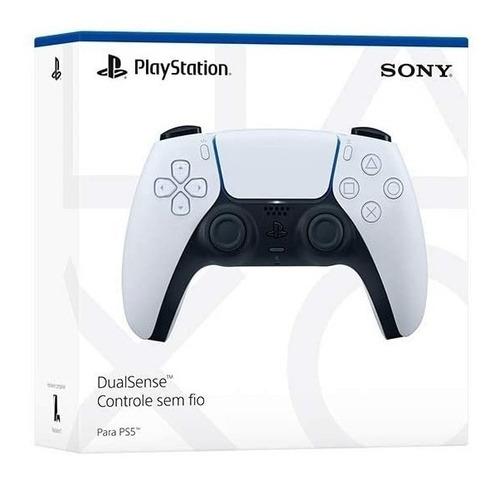 Controle Dualsense Sony Playstation 5 - Ps5 Pronta Entrega