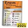Enem 2021 Provas Divididas Por Matéria 2011 A 2020 Questões