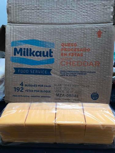 Cheddar Milkaut ( Ituzaingo )