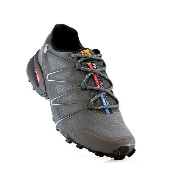 Zapatillas Hombres Deportivas I-run 3256m2 Luminares